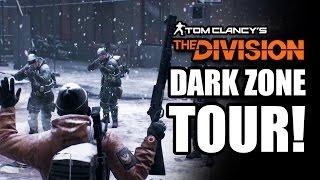 TOUR OF THE DARK ZONE! Tom Clancy