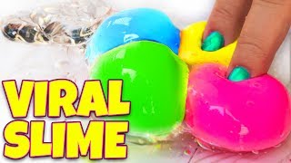 TESTING VIRAL INSTAGRAM SLIME TREND RECIPES! CLAY MIXING SLIME, FLORAL FOAM, SCRUB DADDY AND MORE!