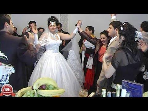 Цыганская свадьба — дом невесты. Веселье от души!