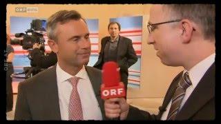 Peter Klien - Wahlreportage zur Bundespräsidentenwahl (1. Durchgang)