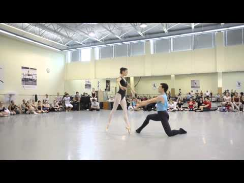 Spring Waters Ballet(Claire Rathbun & Jake Casey)