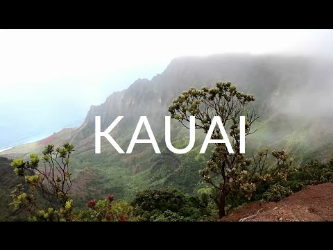 #1 Hawaii. Kauai. Ruta por Waimea Canyon.