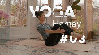 COURS DE YOGA HAMAY #03