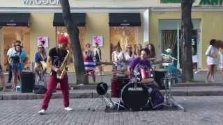 Street Musicians. Odessa/Уличные музыканты. Одесса/Músicos de la calle