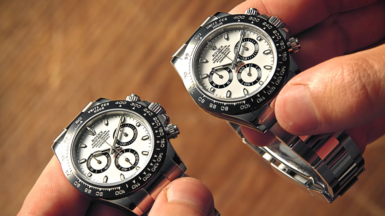 dc6800ef6 Modern Manufacturing Has Made It Nearly Impossible to Spot a Fake Rolex