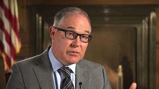 Corrupt & Dumb EPA Head: We Like To Partner With Polluters!