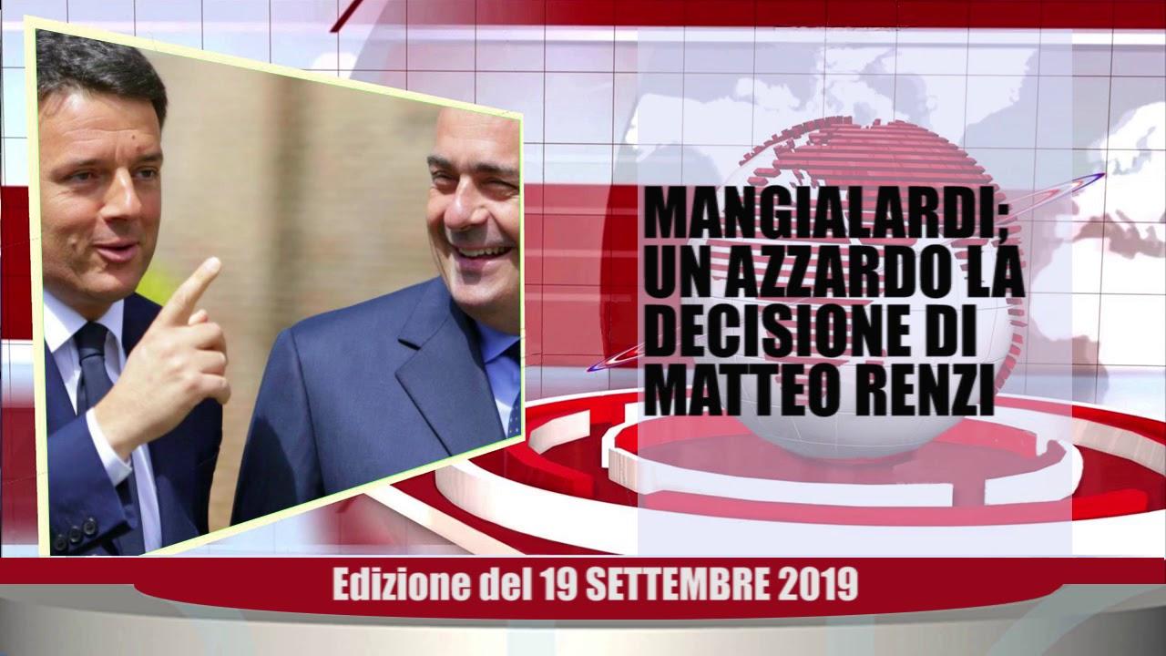 Velluto Senigallia Tg Web del 19 09 2019