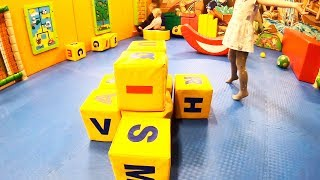 Играем в кубики или We play in cubes