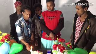 SUNDRA STUDIO KHORTHA TV YOU TUBE CHENNEL ke 100k pura hone par party