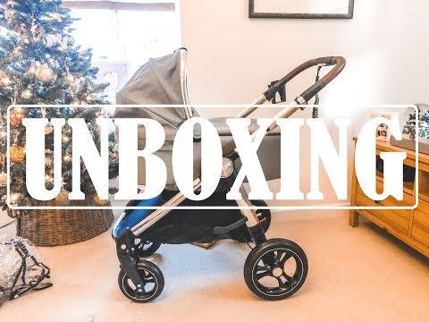 Unboxing Mamas & Papas Ocarro & Cybex Cloud Z | Ren Love