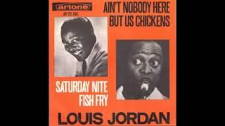 Louis Jordan - There Ain