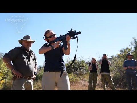 Our Wildlife Warriors Anti-Poaching Course