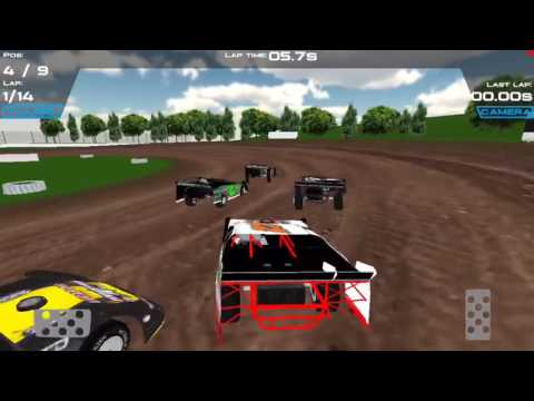 DirtTrackin' Replay at BROWNSTOWN SPEEDWAY with Late models