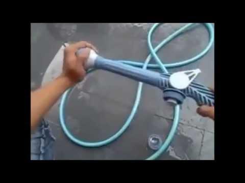 Ez Jet Water Cannon - Jet Pump - Semprotan Air - Alat Semprot Air Multifungsi