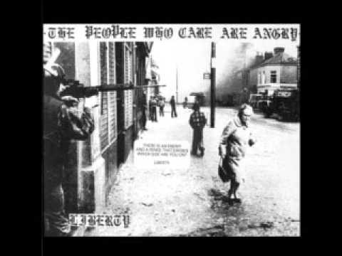 LIBERTY - People Who Care Are Angry LP