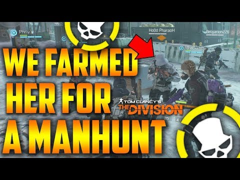 The Division: TRASH TALKERS KILLED HER 4V1....SO WE JOINED AND