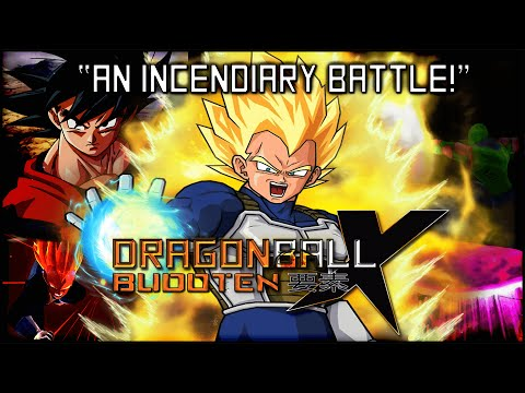An Incendiary Battle! Vegeta vs. The Perplexing Nantai!