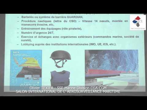 ACE-Siam2014 : Olivier TEXTIER , CMA-CGM (Senior Manager SSE Marine Division)