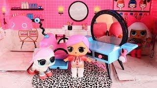Куклы Лол Сюрприз Мультик! Профессия Аниматор и Сюрпризы из чемоданов Lol Surprise