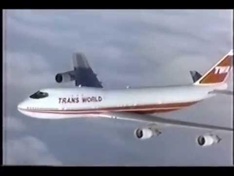 1988 TWA Commercial
