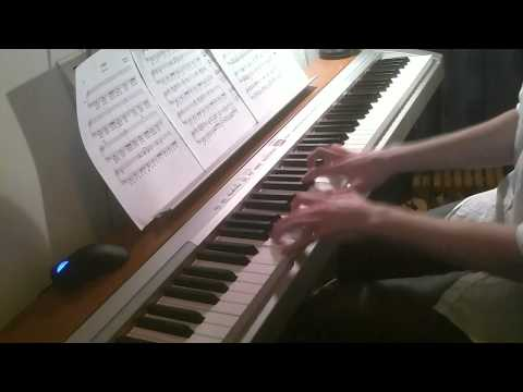 The Avengers - Main Theme - Piano Solo