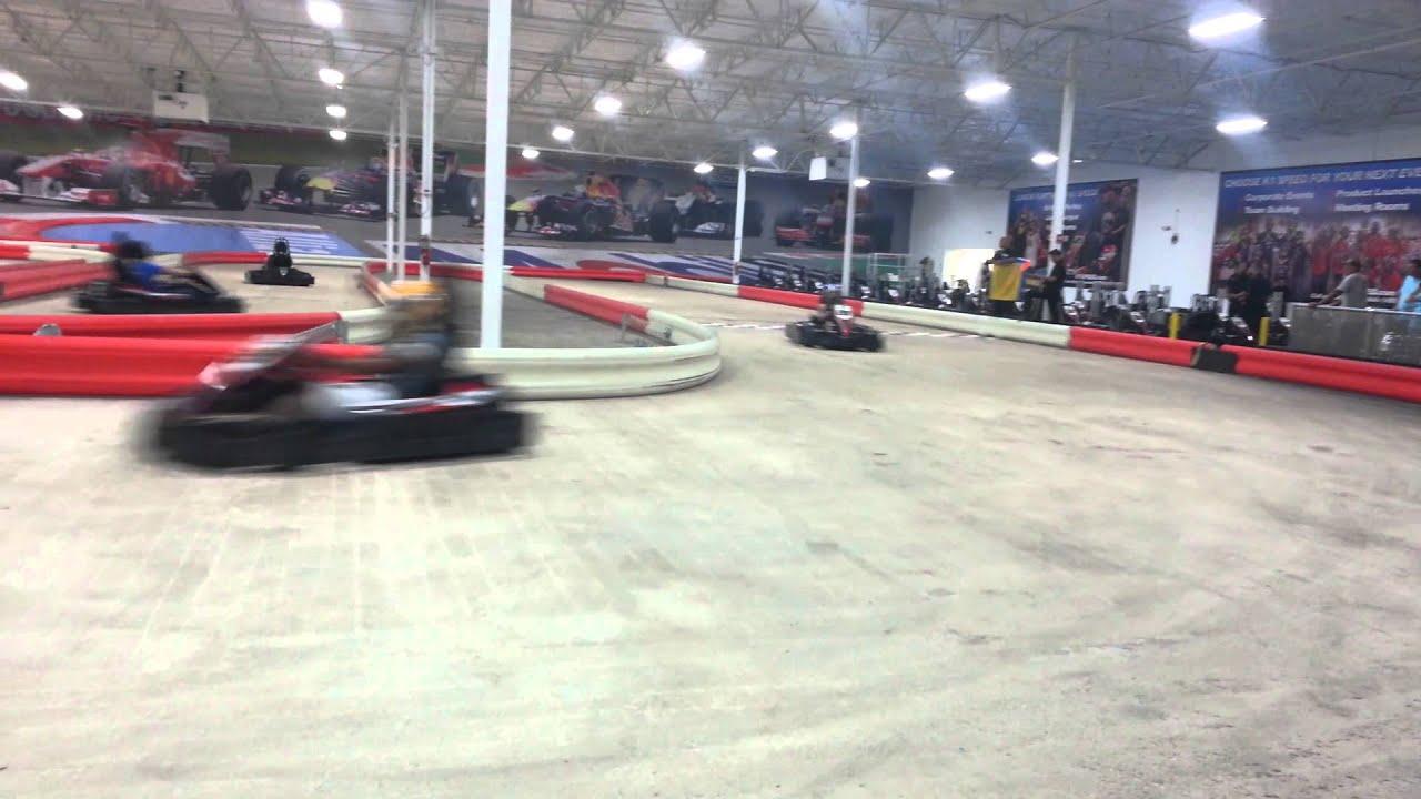 K1 Speed San Antonio First Day Youtube