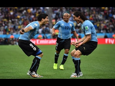 Luis Suarez: Uruguay:  See You Again 2015