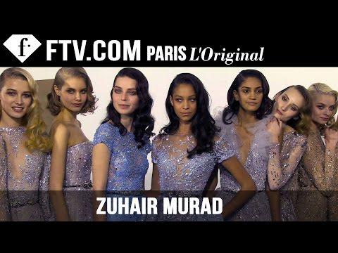 Zuhair Murad After the Show | Paris Couture Fashion Week | FashionTV