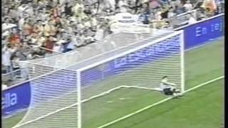 2003 (August 27) Real Madrid 3 -Real Mallorca 0 (Spanish Super Cup)- Second Leg