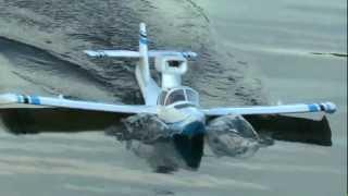 радиоуправляемый самолет ART-TECH Coota обзор