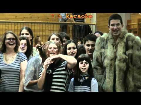 Rákóczi Gimnázium gólyaavató 2011. 7.h karaoke