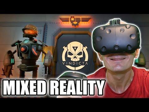 VINDICTA VR Mixed