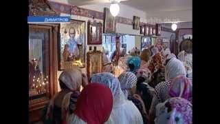Православные отметили День святого Пантелеймона(Прихожане православной церкви отметили День святого Великомученика Пантелеймона. По церковным поверьям,..., 2012-08-10T07:49:51.000Z)