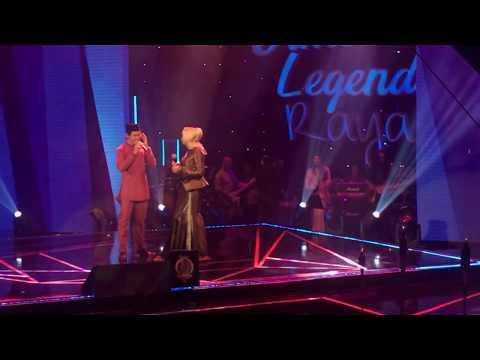 Ziana Zain & Khai Bahar - Halaman Asmara (Konsert Dimensi Legenda Raya 2018)