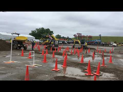 Franklin Equipment Skid Steer Rodeo In Indianapolis