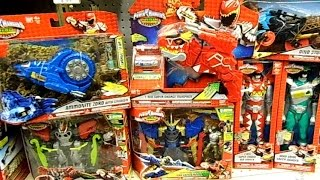 Power Rangers Dino Super Charge 5th Toy Hunt + New Imaginext Fisher-Price Toys!
