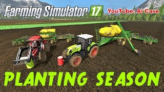 "[""JOHN DEERE 1890 - 1910"", ""JOHN DEERE 1990CCS"", ""CLAAS ARION"", ""CASE 5130"", ""Seed Drill"", ""Planting Season"", ""FARMING SIMULATOR 17"", ""FARMING SIMULATOR 17 JOHN DEERE"", ""Farming Simulator 17 Case"", ""Farming Simulator 17 Claas"", ""Farming Simulator 17 Mods"""