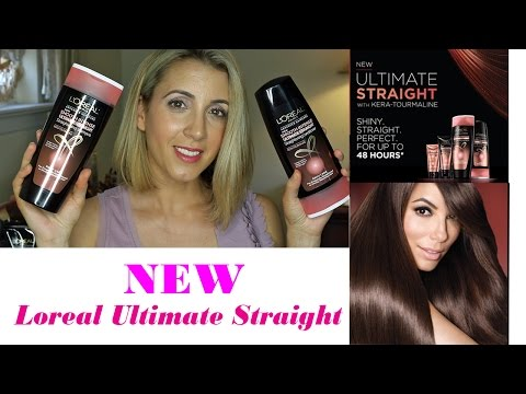 Loreal Smooth Intense Ultimate Straight Review