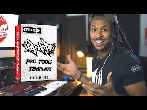 How to Use a Pro Tools Template for Recording and Mixing
