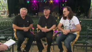 CNN Official Interview: Legendary rock band,  Rush