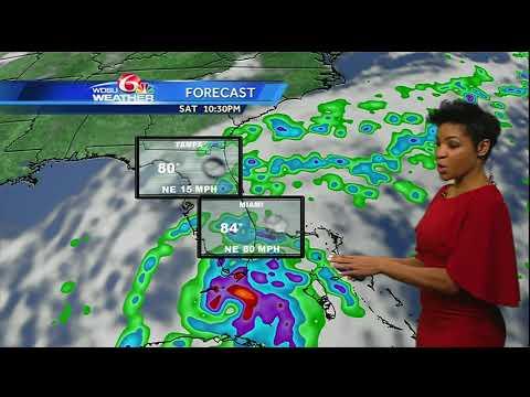 Tracking the Tropics 9/8/2017: Latest on Irma, Jose and Katia
