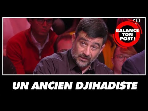 Le Témoignage De David Vallat : Ancien Djihadiste Se Bat Pour La Déradicalisation Chez Les Jeunes