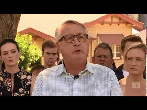 Wayne Swan calls it a day and wont contest the seat of Lilley in Queensland