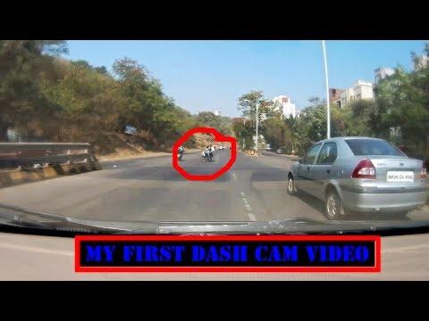 First Dash Cam Video | India | Mumbai | Navi Mumbai