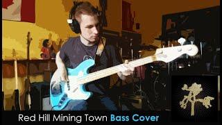 U2 Red Hill Mining Town Bass Cover TABS daniB5000