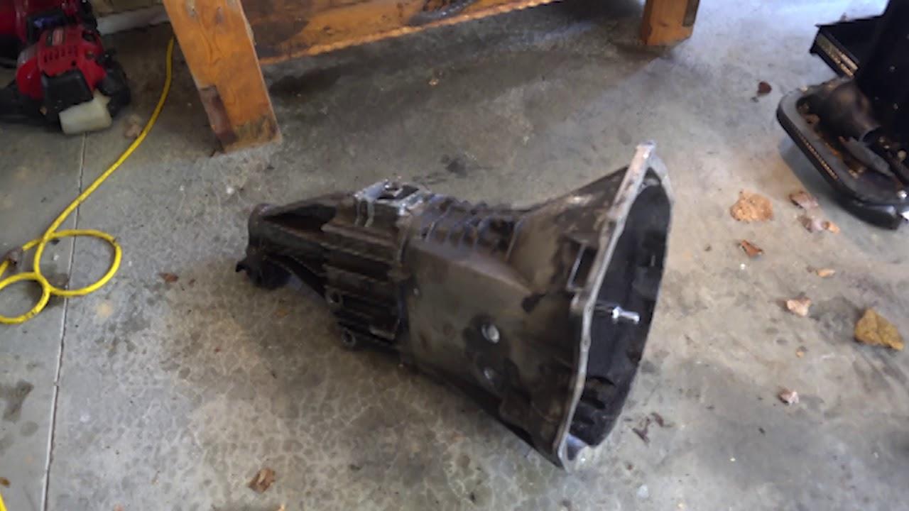 NV3500 transmission repair