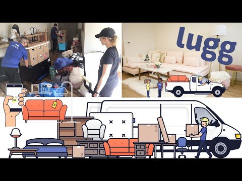 Lugg - Moving & Delivery App - Woxy