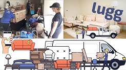 LUGG MOVING APP REVIEW after using 3 ways: Moving Apartments, Furniture Delivery, and Heavy Lifting