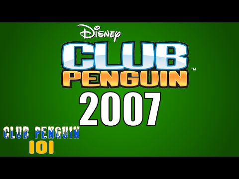 2007: The Club Penguin Yearbook - Club Penguin 101
