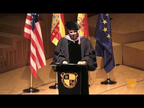 Berklee Valencia Campus Commencement Ceremony 2015 (Full)